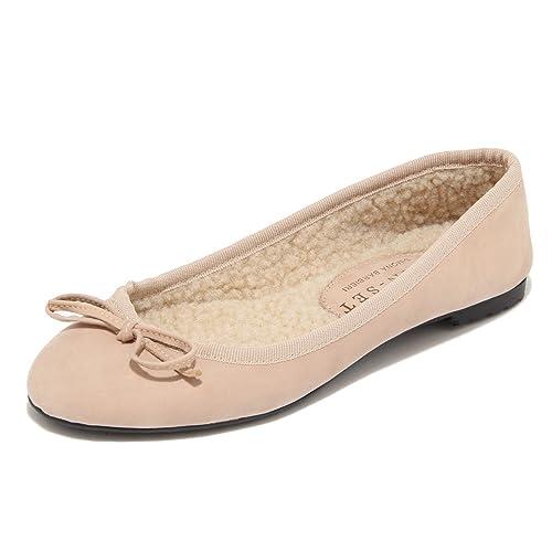 81325 ballerina TWIN-SET SIMONA BARBIERI scarpa donna shoes women [35] Yh9SDcC1d