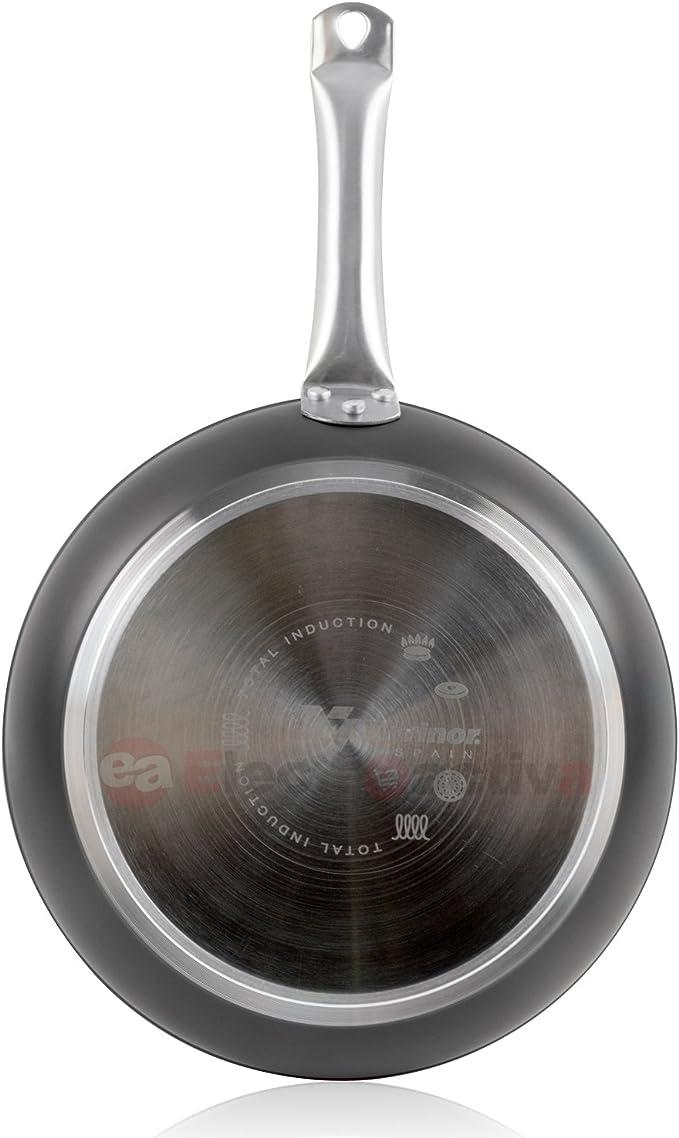 Magefesa Astro Chef Pfanne 22 cm Schwarz