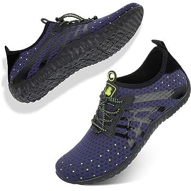 Amazon.com: Barerun - Zapatos de agua de secado rápido para ...