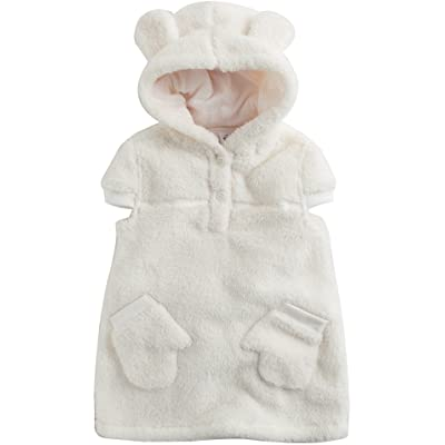 7955cb658 Vaenait Baby 6-24M Girls Winter Fleece Hoodie Snowsuit Jumpsuit Winter Dress