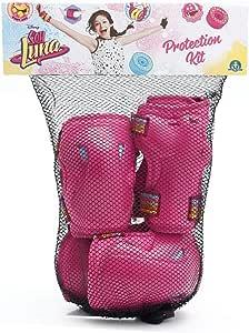 Giochi Preziosi YLU02111 color rosa Set protecci/ón Soy Luna talla S//M//L