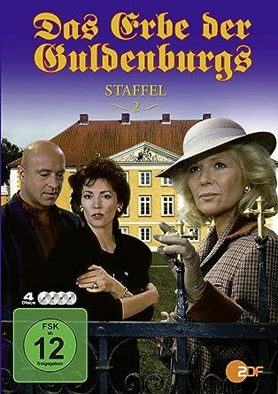 Das Erbe Der Guldenburgs Staffel 2 Jumbo Amaray 4 Dvds Amazon