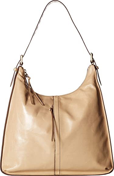 b8fe00fc2 Hobo Women's Marley Parchment One Size: Amazon.co.uk: Shoes & Bags