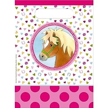 Nuevo: 8 Bolsas de Fiesta * Mein Pony Hofmeister * para ...