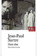 Huis clos: Pièce en un acte (French Edition) Kindle Edition