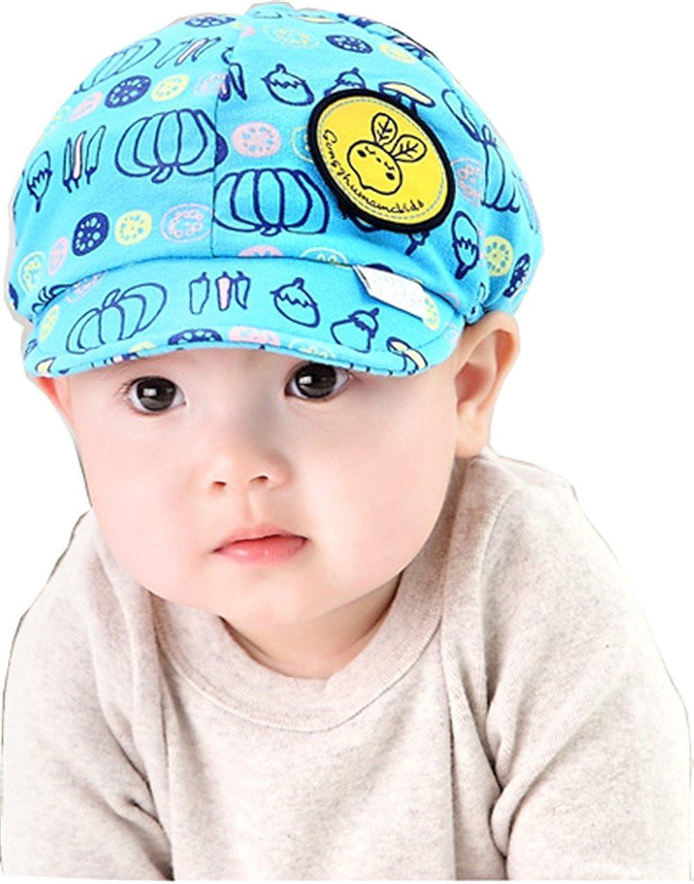 Children Toddler Infant Hat Peaked Hats Baby Boys Girls Baseball Beret Kids Cap