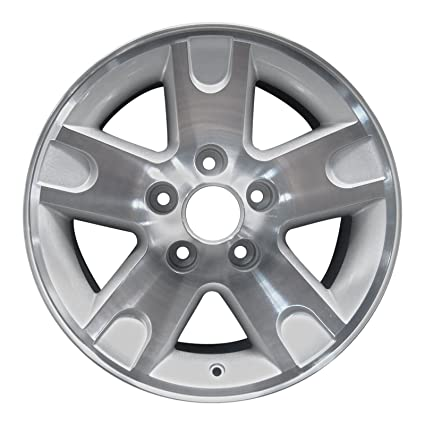 2004 Ford F150 Bolt Pattern >> Amazon Com Auto Rim Shop New 17 Replacement Rim For Ford F150 2002
