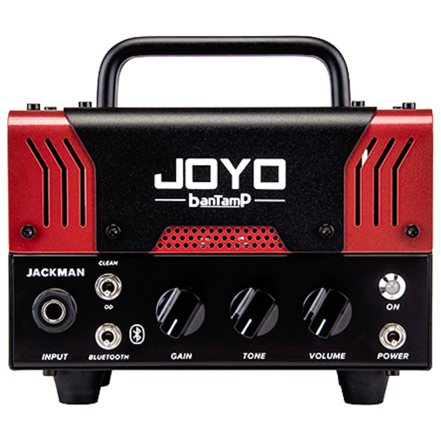 JOYO JACKMAN 20 Watt Mini Tube Head New banTamp Series by Joyo