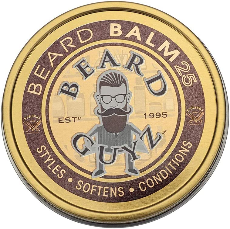 Beard Guyz Beard Balm Review