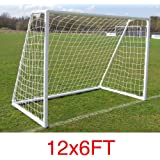 AllRight Football Goal Nets Lightweight Multi Size For Sports Training Match Replace