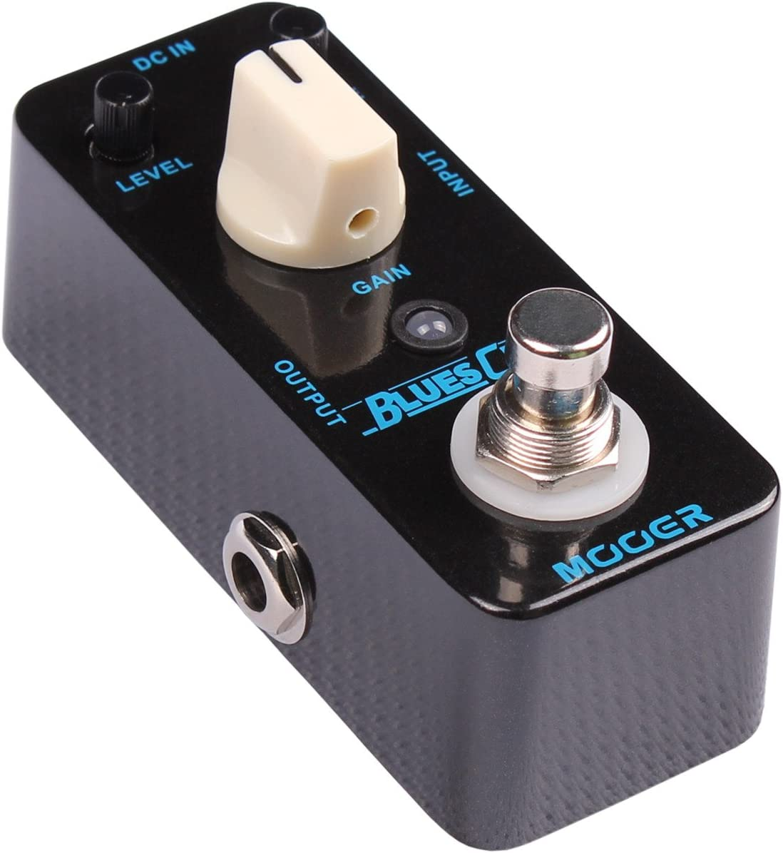 Mooer Box Pitch Pedal Blues Crab Overdrive