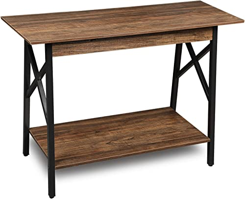 GreenForest Console Table Industrial Design Sofa Table