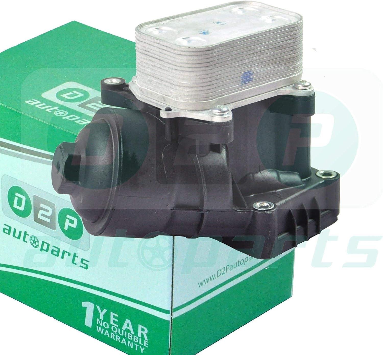 D2P 03P115389A 03P115389B Oil Filter HOUSING with Cooler