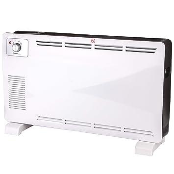 Calefactor por convección | 2000W | 3 niveles de calor | Protección contra sobrecalentamiento | Sistema