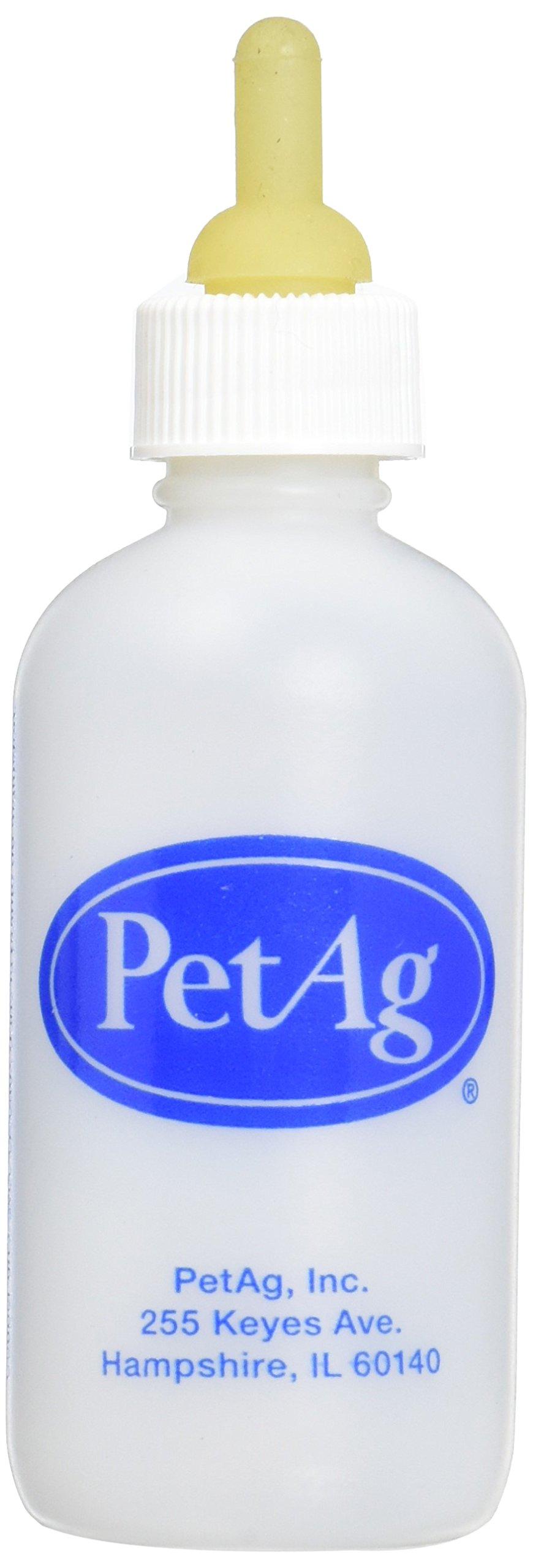 PetAg Nurser Bottle for Smaller Baby Animals - 2 oz. 2 oz.