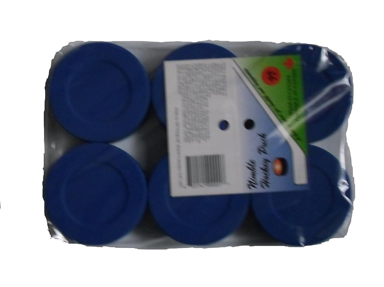 Nimble Hockey Puck-Blue (6 pcs a set) 10 Ball Inc.