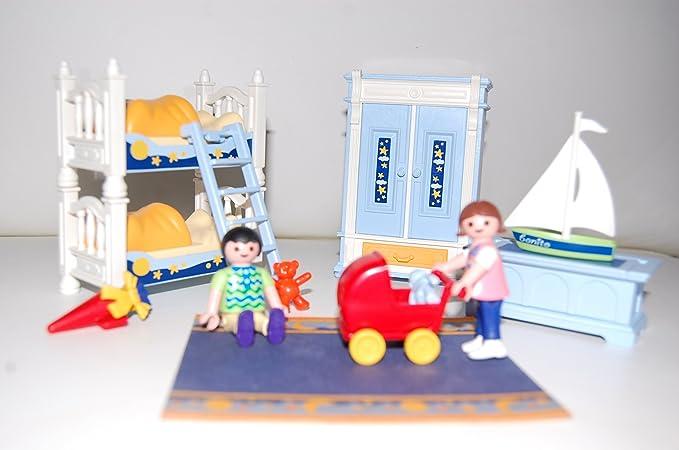Playmobil Childrens Bedroom - kits de figuras de juguete para niños (Multi): Amazon.es: Electrónica