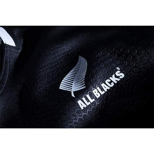fdb8943cb67d7 adidas All Blacks Home Rugby Jersey,