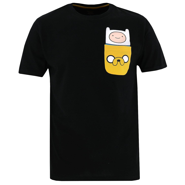 Hora de aventuras - Pijama para Hombre - Adventure Time: Amazon.es: Ropa y accesorios