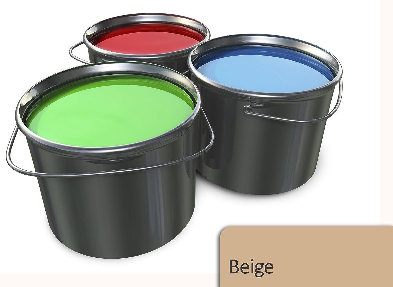 Betonfarbe Bodenfarbe Seidenmatt Verschiedene Farben Innen Und Außen    BEKATEQ BE 700 Für Garage, Keller, Werkstatt, Balkon, Garagenbodenfarbe, ...