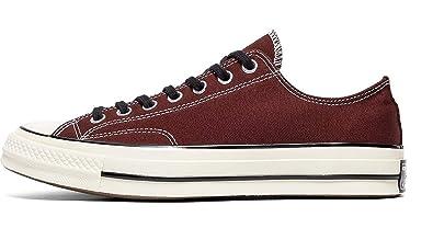 f910e138c0e1c9 Converse Chuck 70 OX Mens Fashion-Sneakers 163334C 10.5 - BARKROOT Brown  Black