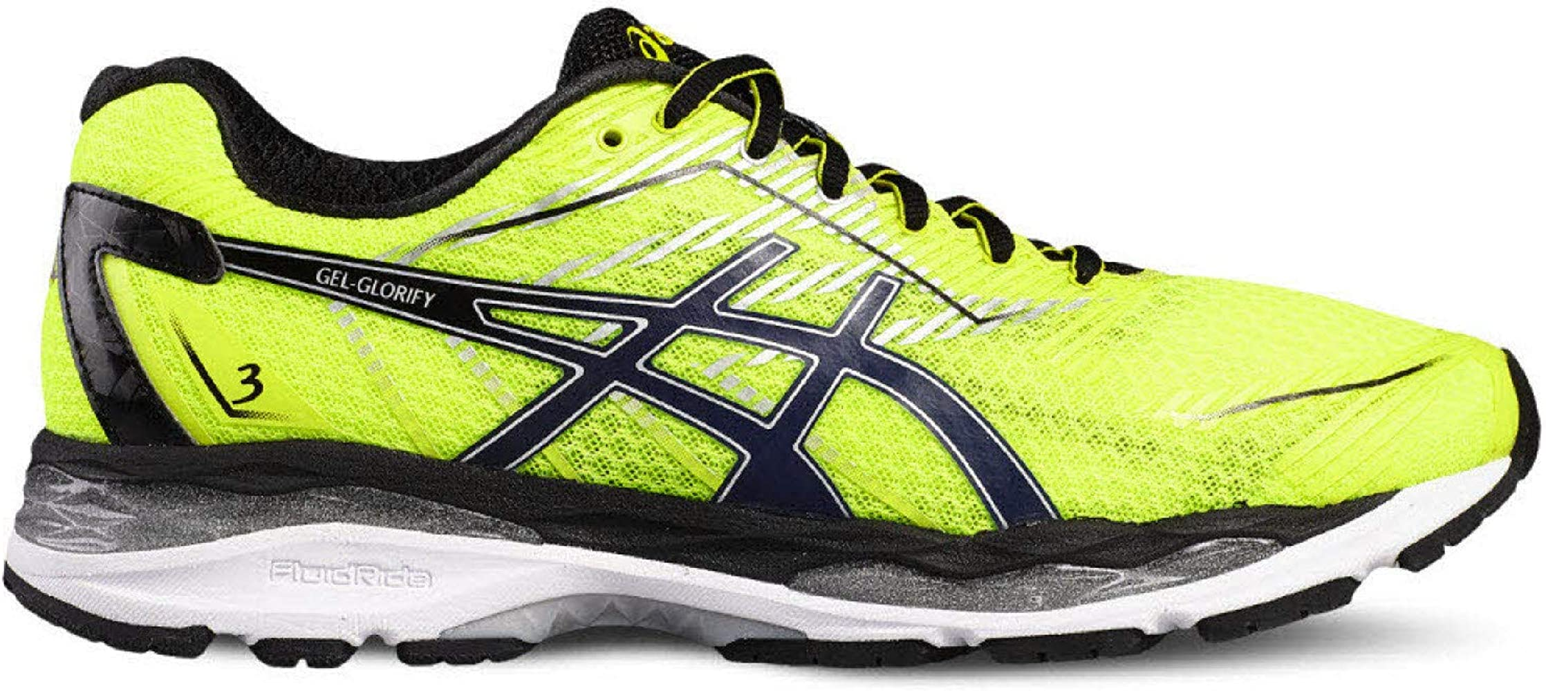Asics Gel Glorify 3 yellow uomo