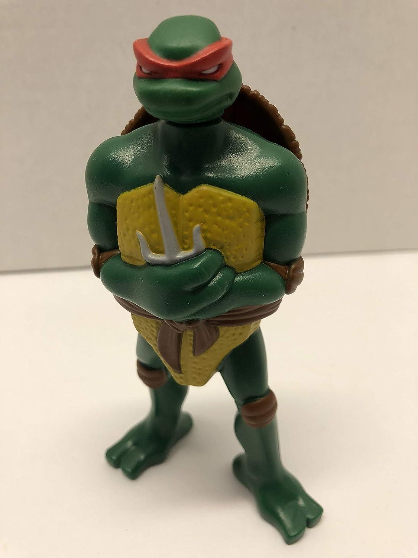 McDonalds 2007 TMNT Raphael Turtles Happy Meal Toy: Amazon ...