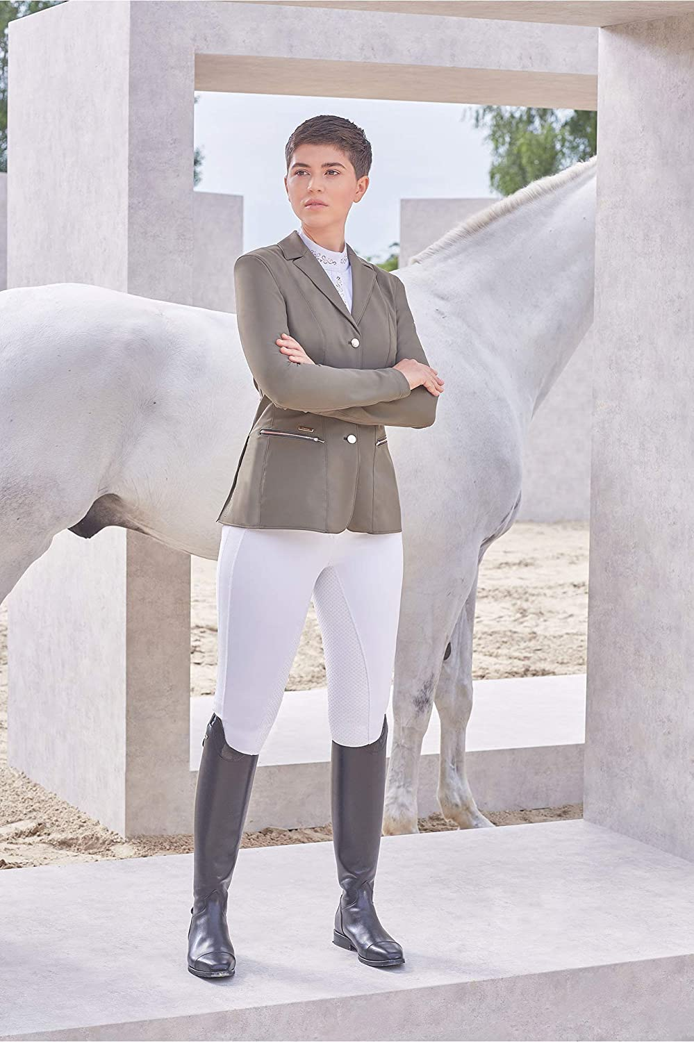 Olive Pikeur Show Mujer