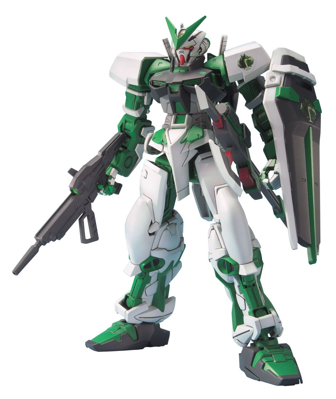 Bandai Hobby 16 Gundam Astray Green Frame 1 100 Blue Second Revise Seed Action Figure Toys Games