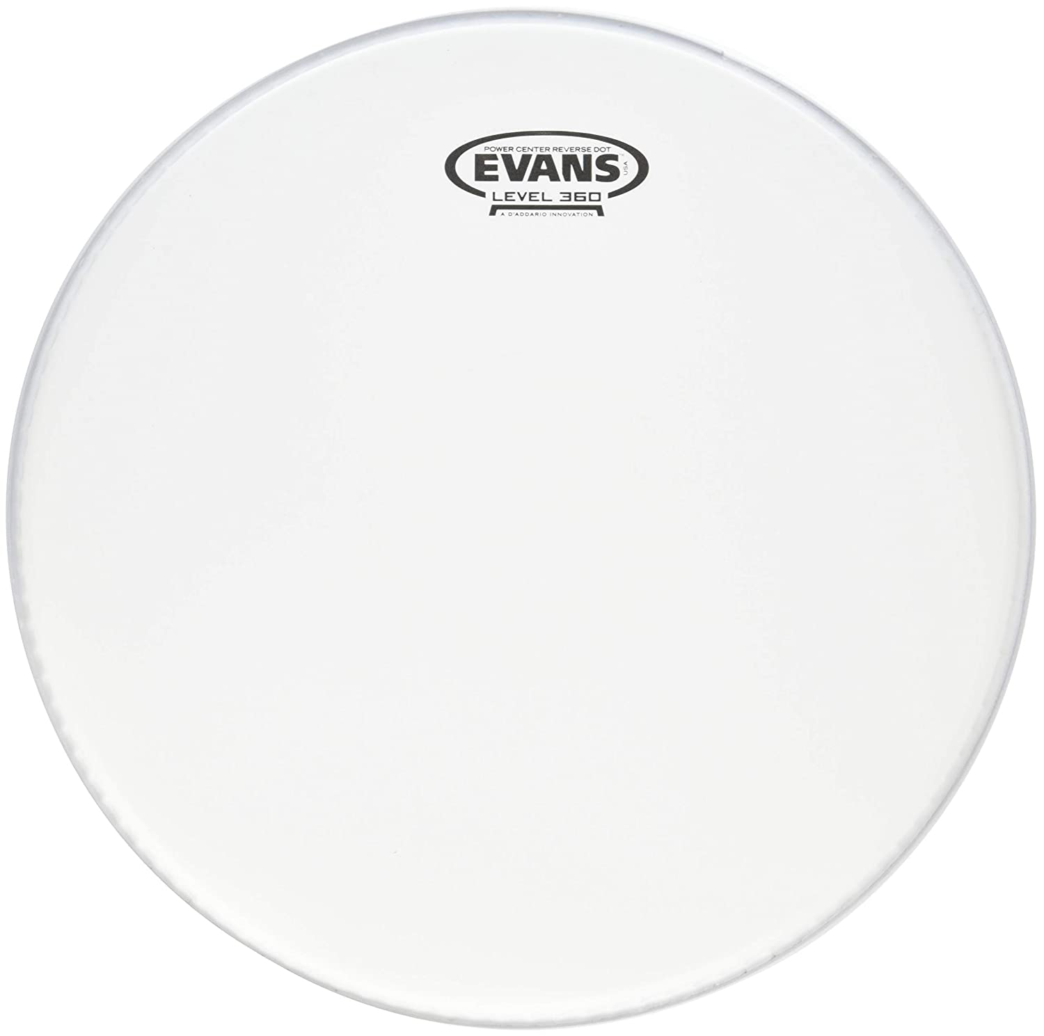 Evans Power Center Reverse Dot Drum Head, 13 Inch - B13G1RD Evans Heads