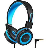 iClever HS14 Kids Headphones, Headphones for Kids with 94dB Volume Limited for Boys Girls,…