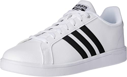 adidas Cloudfoam Advantage, Baskets Basses Homme