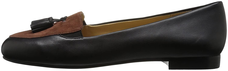 Trotters Frauen Flache Flache Frauen Schuhe schwarz/Tobacco 7a7bf2