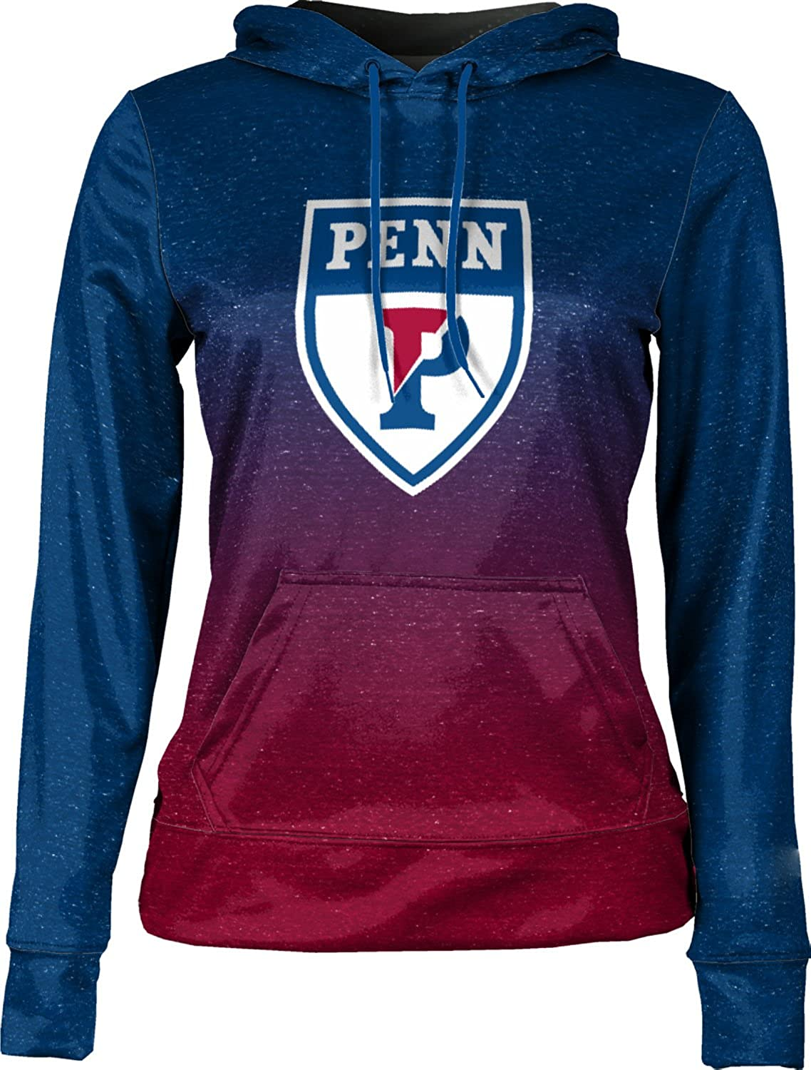 ProSphere University of Pennsylvania Girls Pullover Hoodie School Spirit Sweatshirt Ombre