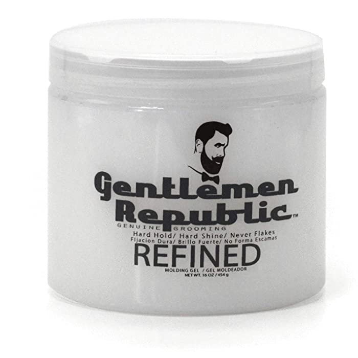 Top 9 Republic Refined Molding Hair Ge