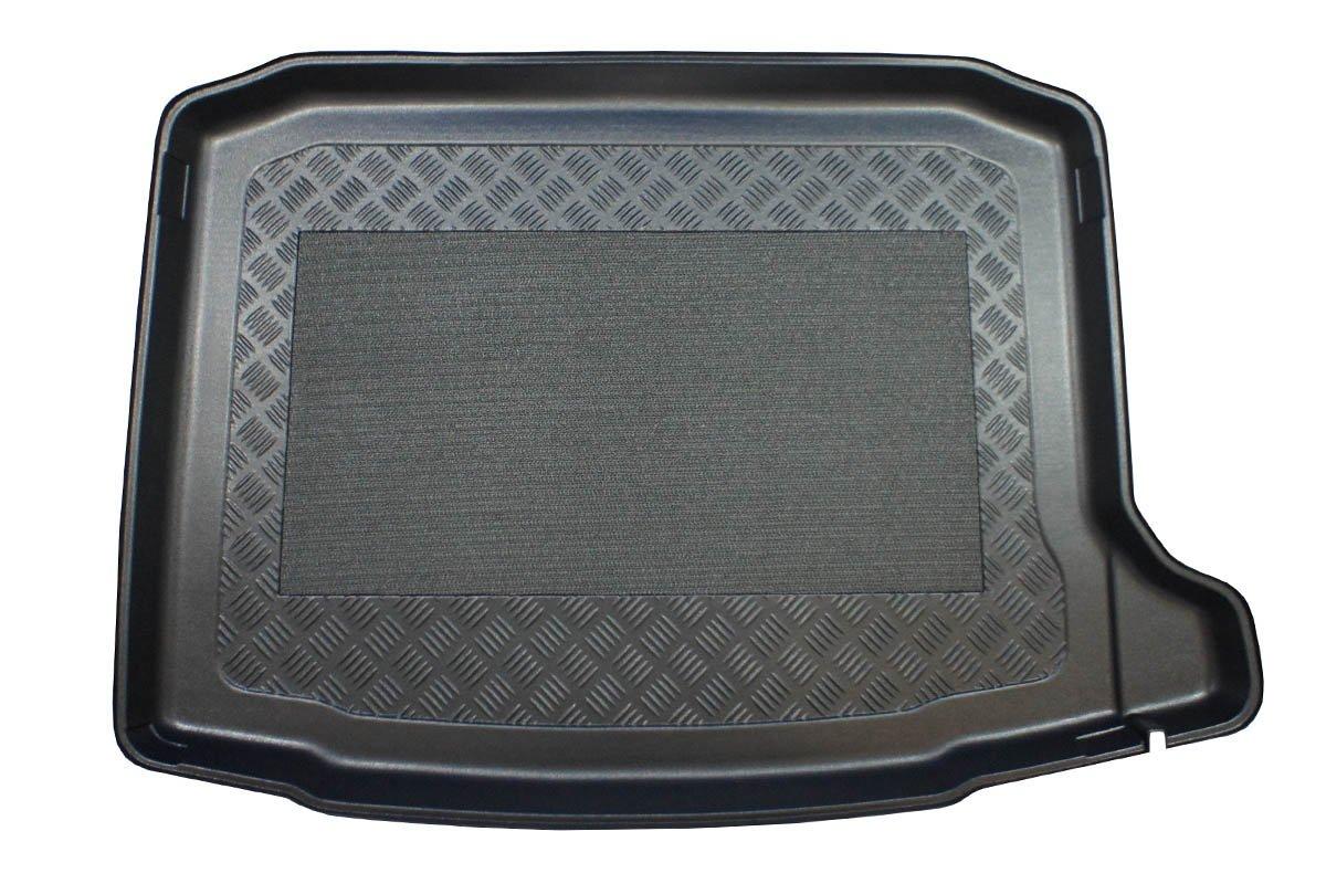 Utilisation*: Pas pour Plancher Coffre reglable; Position Basse Bac de Protection Antiderapant MTM Tapis de Coffre Ateca 09.2016- sur Mesure cod 7115