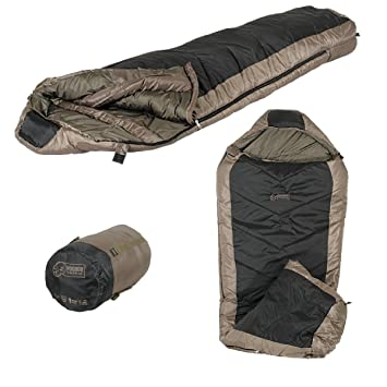 Voodoo Tactical Mummy -10 Degree saco de dormir: Amazon.es: Deportes y aire libre