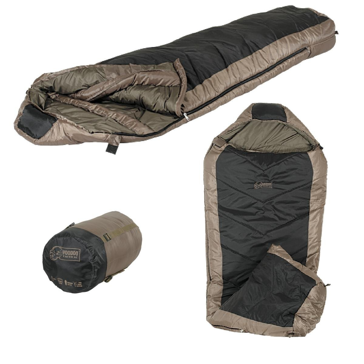 Northstar Voodoo Tactical Triple Layer Mummy Compactible ...