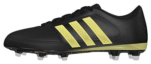 info for 15b4a 6339a adidas Gloro 16.1 Fg, Scarpe da Calcio Uomo, Nero (Core Blackgold