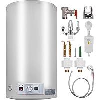 VEVOR 100L elektrische boiler 3KW boiler met tankboiler voor keuken, badkamer (100L)