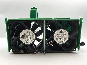 Dell XPS 600 GEN 5 G5 CPU Cooling Fan & Shroud XF731