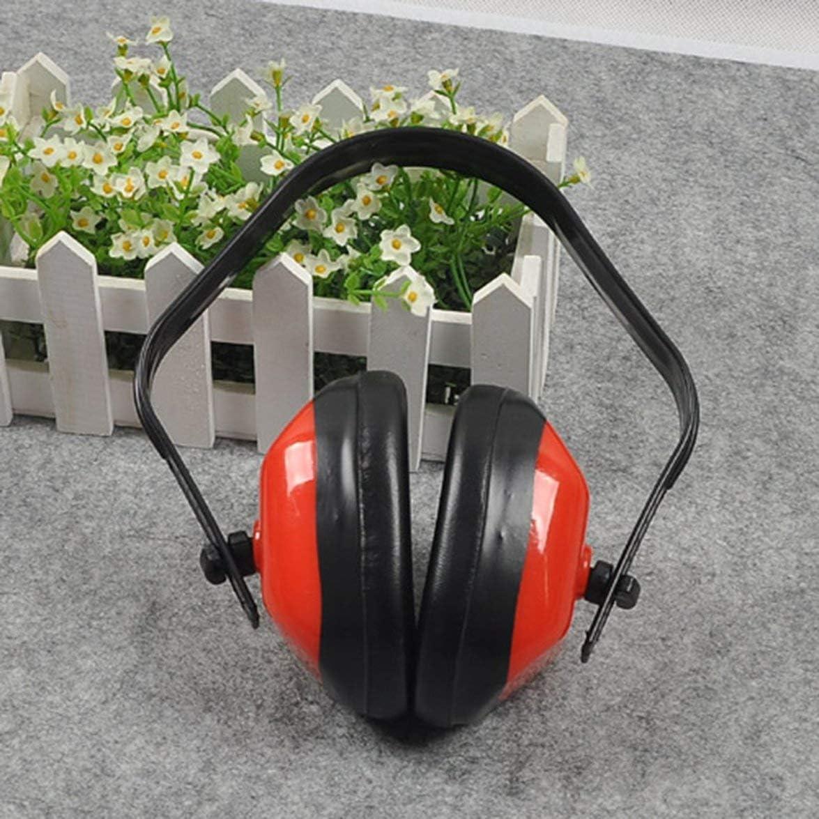 Sylvialuca Protection antibruit Protection antibruit Dormir R/éduction du Bruit de Sommeil Protection auditive Casque antibruit