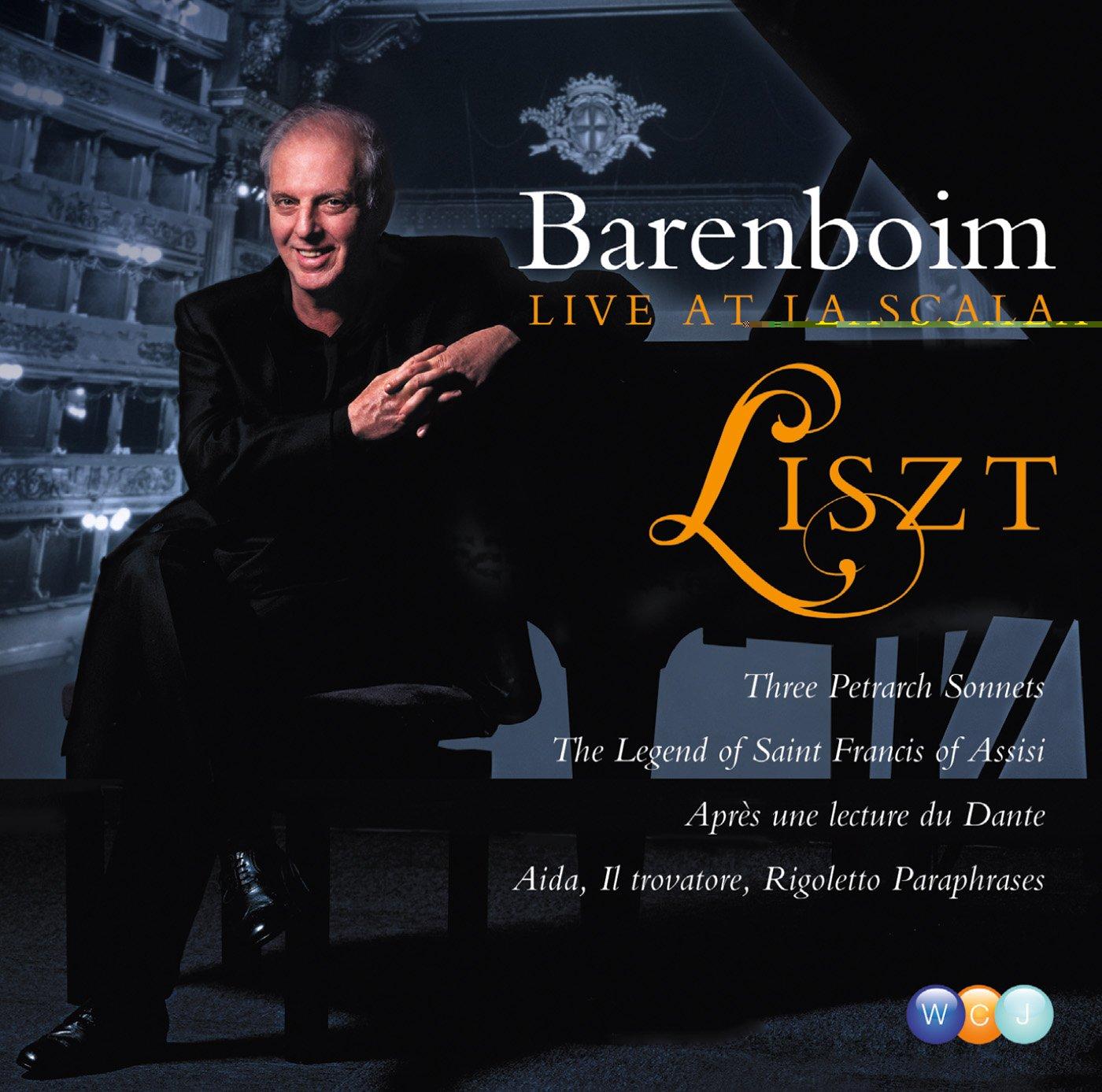 Barenboim plays Liszt - Live at La Scala