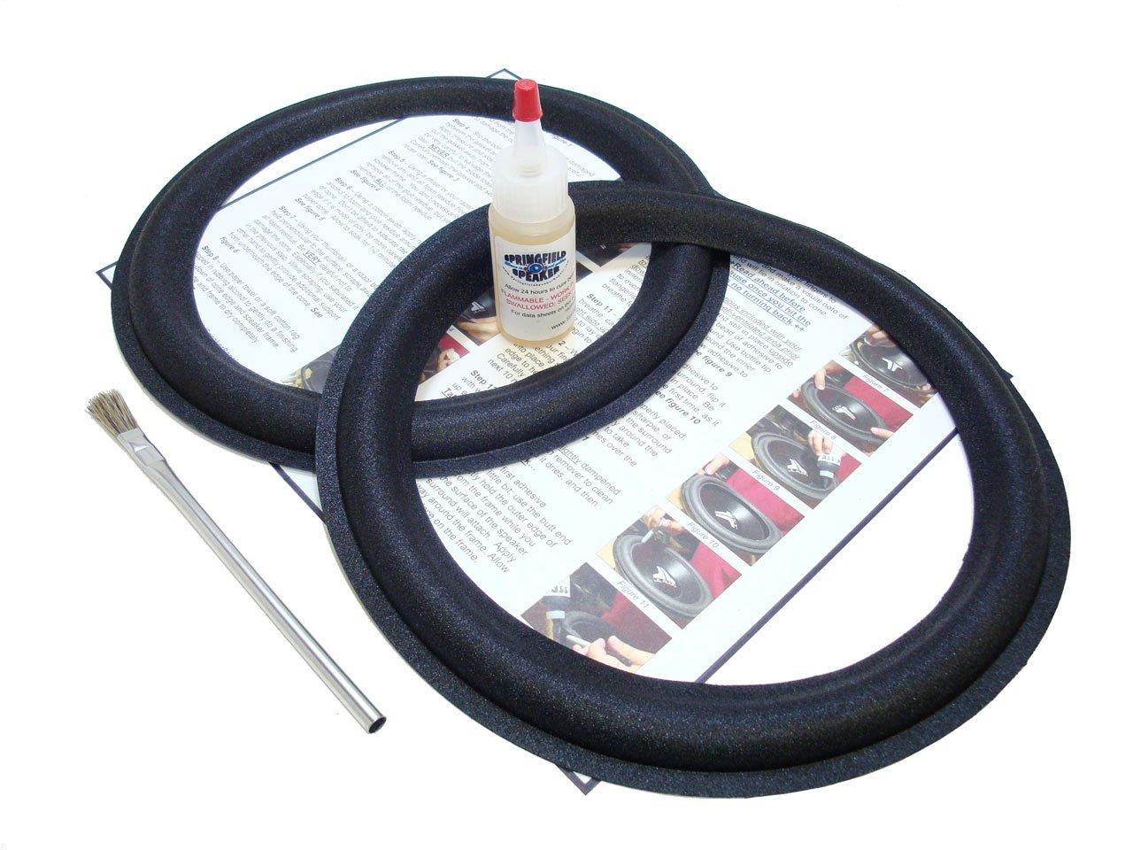 Boston Acoustics 10'' Speaker Foam Surround Repair Kit - 10 Inch