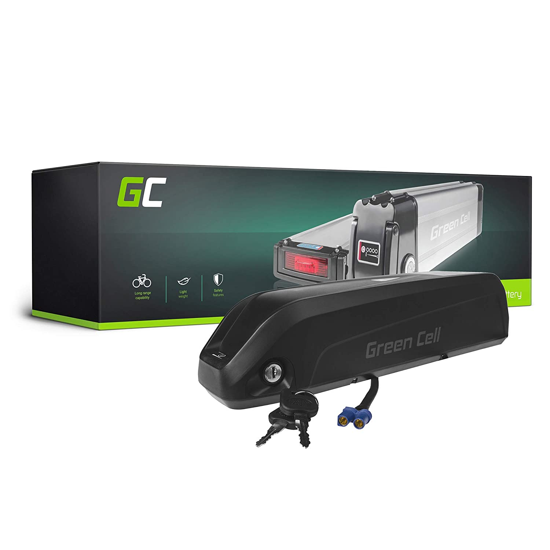 Green Cell EBIKE 36V 17Ah Batterie pour Vélos Électriques Down Tube Pedelec avec Cellules Panasonic Li-ION Voltitude Volton Arrow Tongxin Senglar Green Cell PRO EBIKE47_FR_21