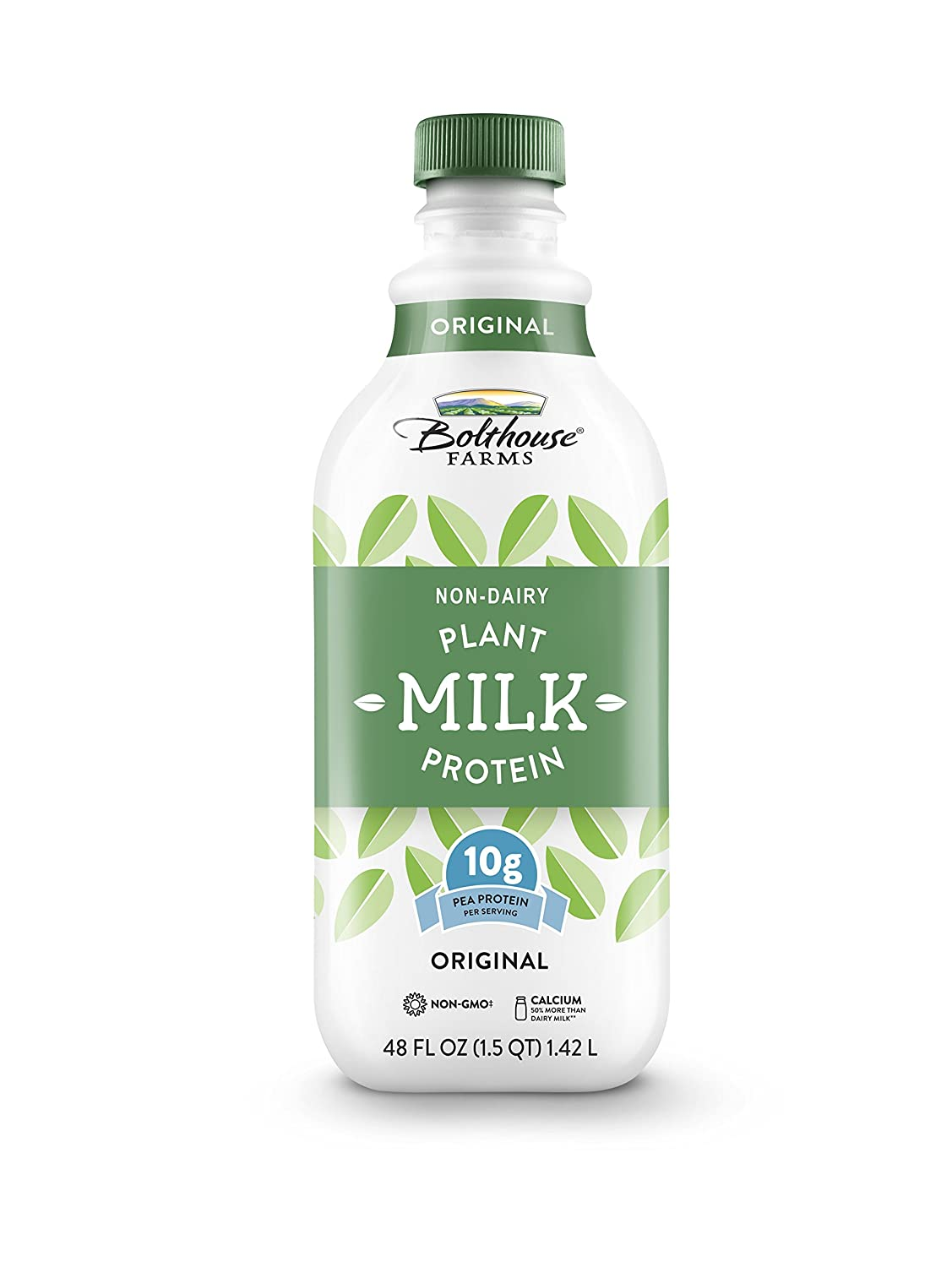 Bolthouse Farms Plant Protein Milk Original, 48 oz.
