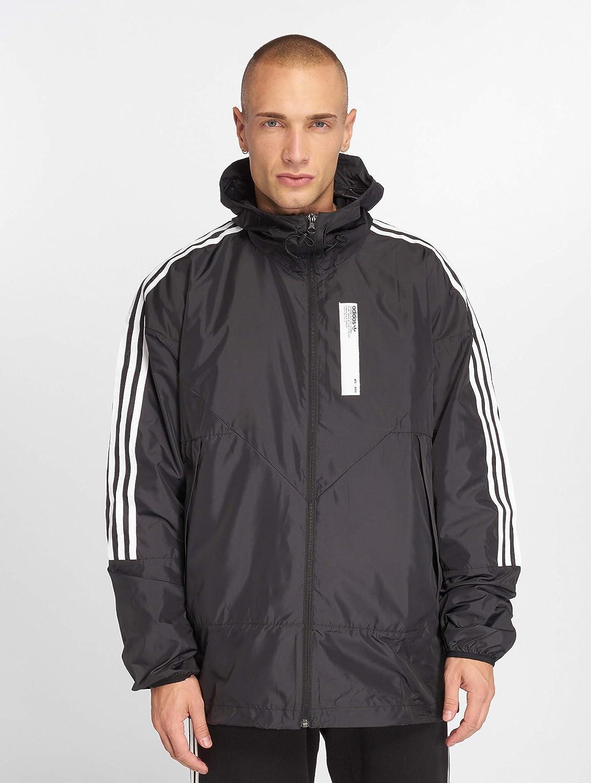 Adidas M Wind Jacket FL Veste à capuche pour homme