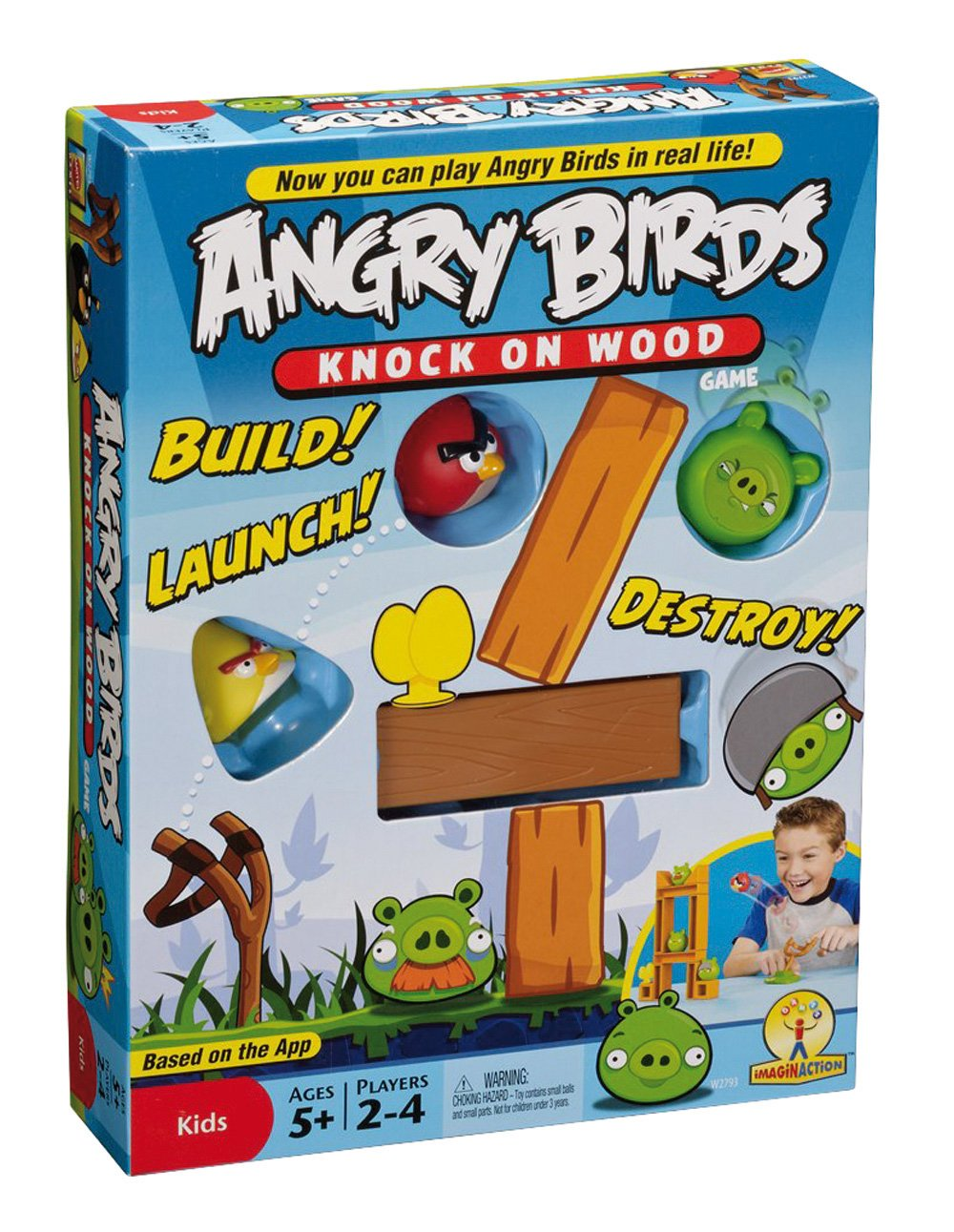 Buy mattel w2793 angry birds knock on wood game online at low buy mattel w2793 angry birds knock on wood game online at low prices in india amazon fandeluxe Ebook collections