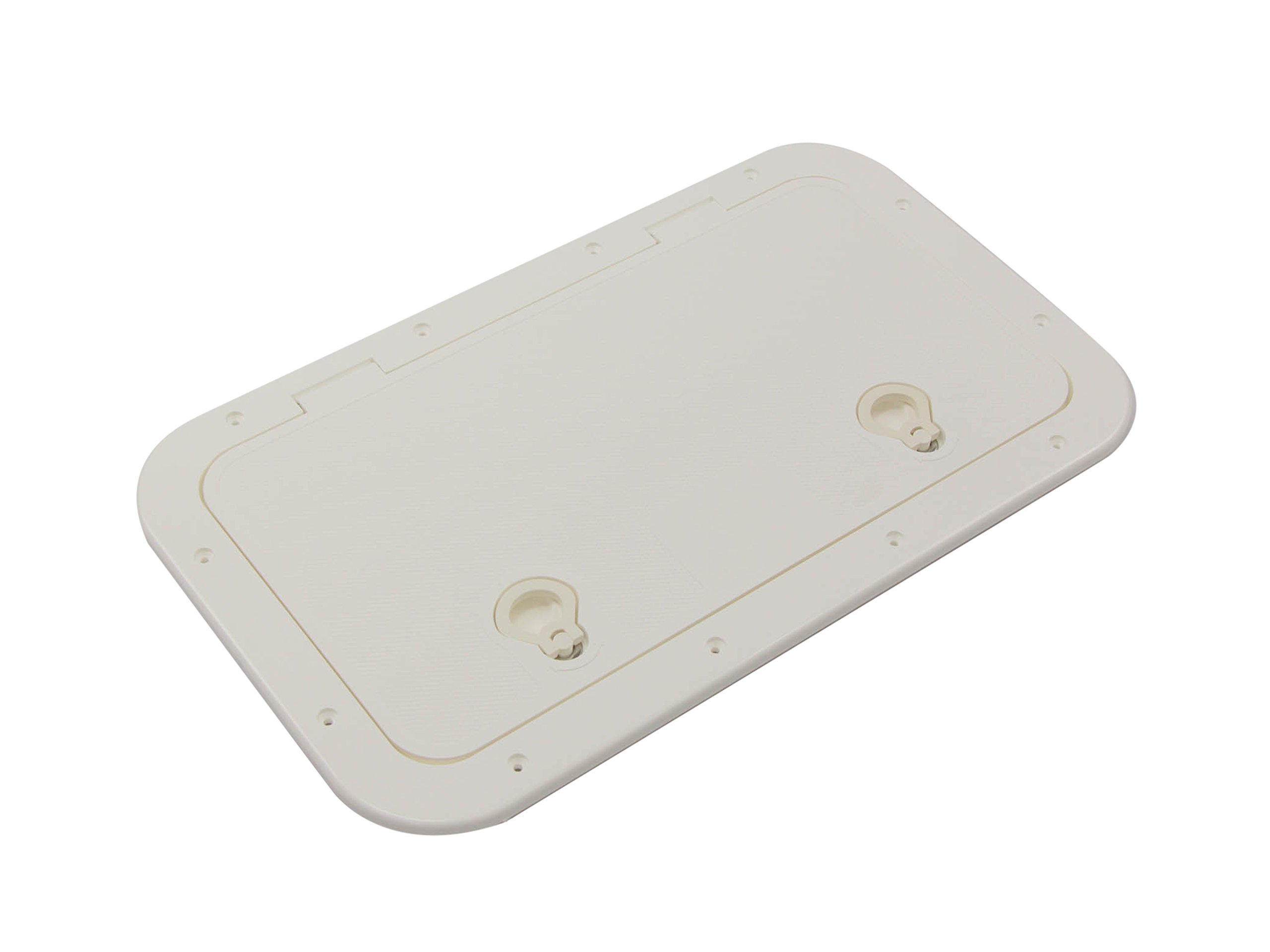 "Five Oceans Marine Access Hatch with Lock 23 – 7/16"" x 13 – 11/16"" – BC 2348"