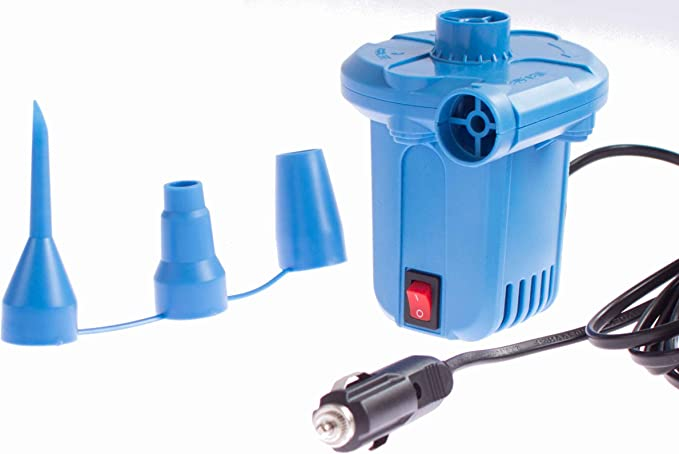 Silvercrest® Eléctrico Bomba de ventiladores con 3 cabezales, Blau ...